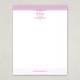 Chic Wedding Planner Letterhead Template
